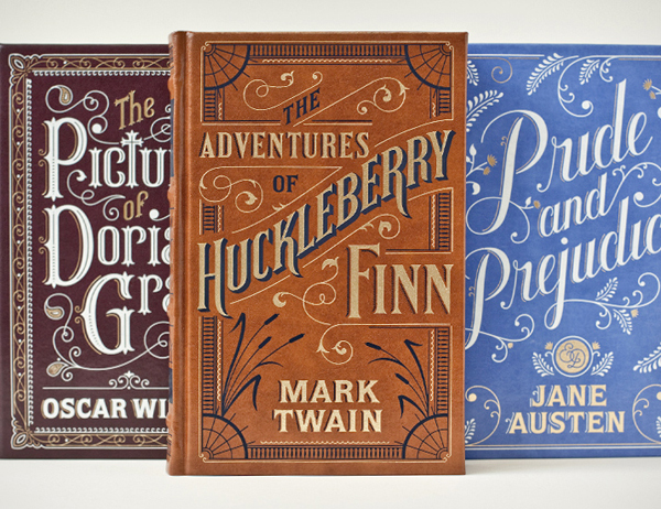 Classic Book Cover Designs : Jessica hische designs for barnes noble classics