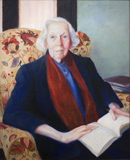 Eudora Welty by Mildred Nungester Wolfe