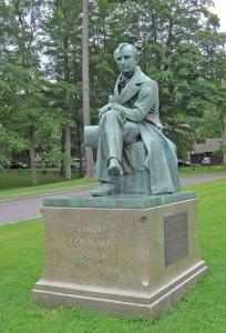 James Fenimore Cooper Statue, Cooper Park