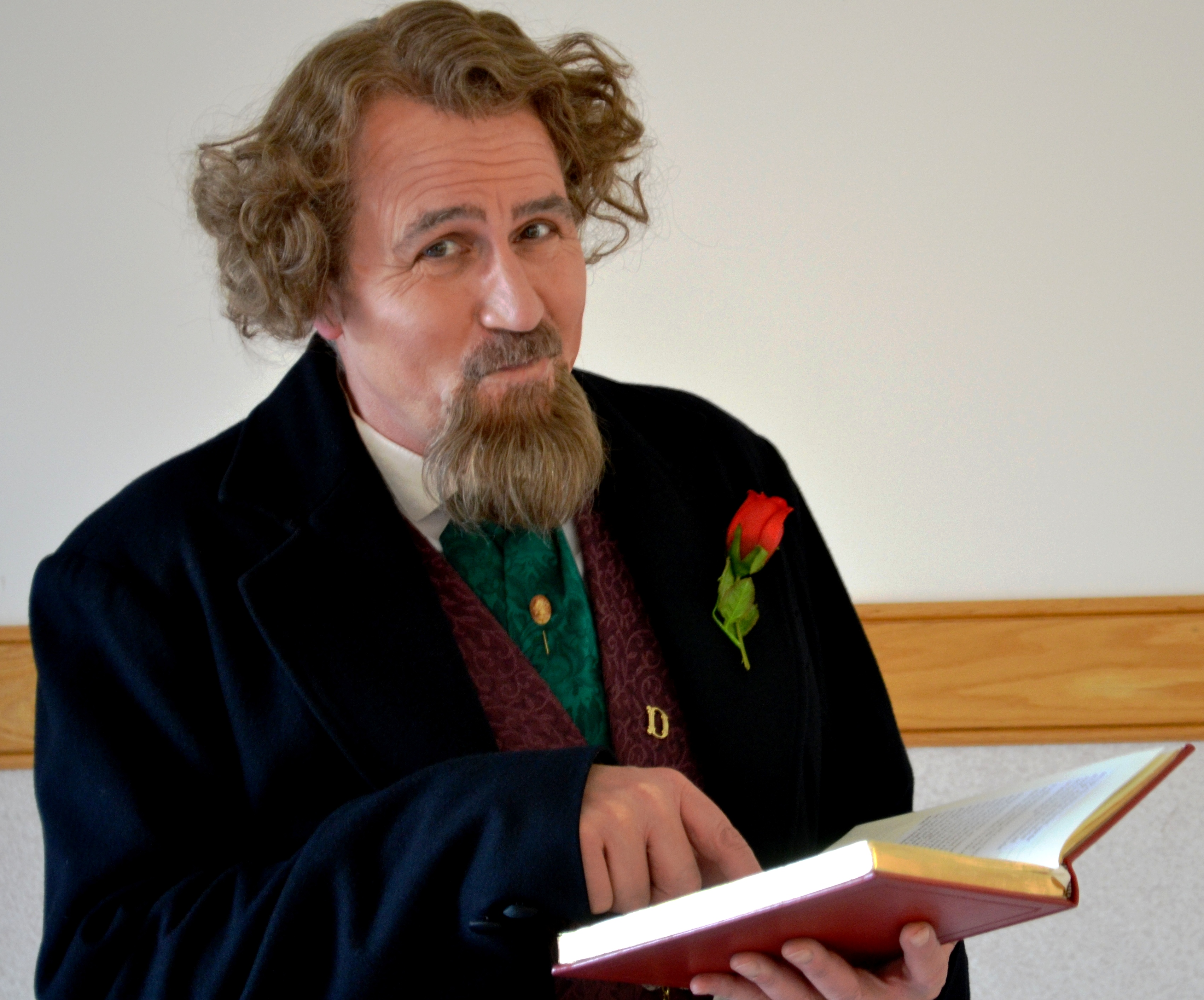 Mike Randall Christmas 2020 Charles Dickens A Christmas Carol, Articles about A Christmas