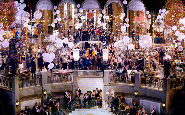 The great gatsby 1920s gatsby party cocktails literary traveler - Soiree a theme original ...