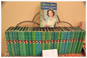 Cherry Ames, Courtesy of Mori Books