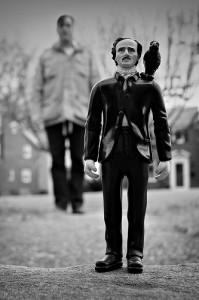 Poe Raven by Craig Pennington