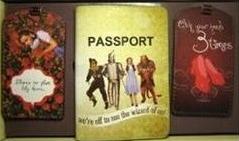 Wizard of Oz Travel Set