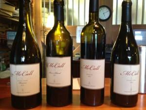 McCall's wine