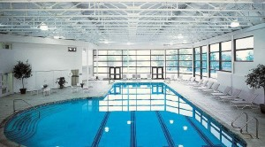 Cranwell Resort swimming pool