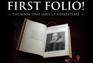 First Folio Tour