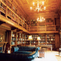 The Library at Farmleigh House