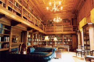 The Library at Farmleigh House