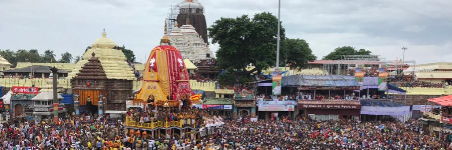 The Juggernaut of Lord Jagganath