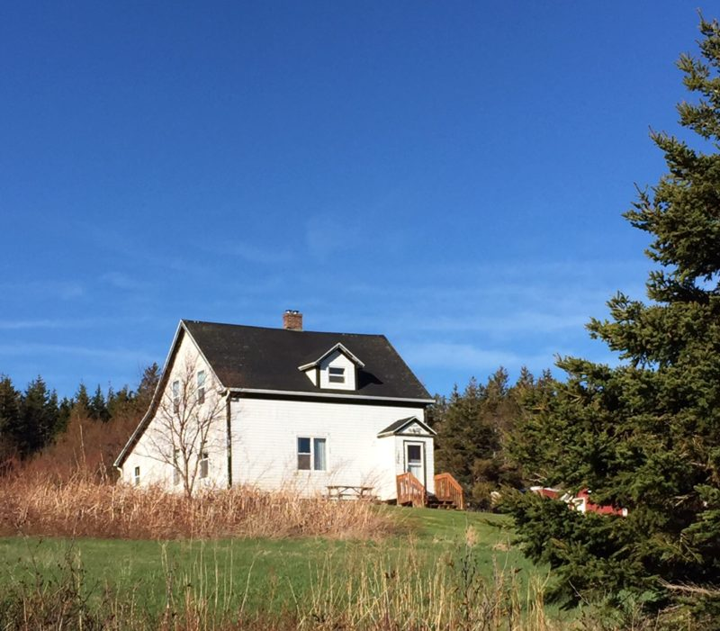 Alistair MacLeod family home in Dunvegan