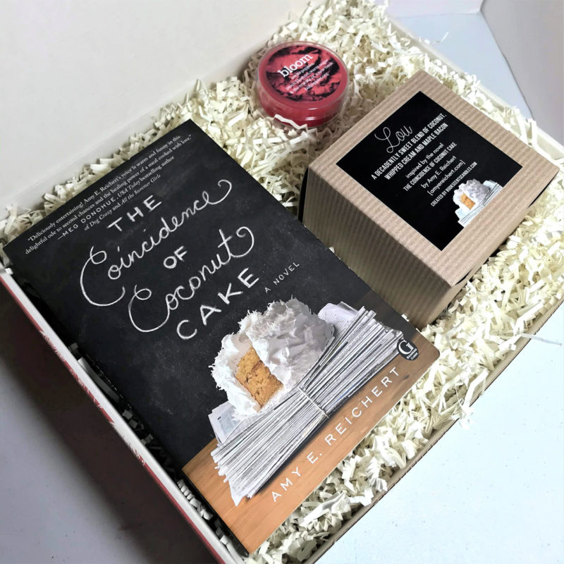 Book Scented Candles Gift Box