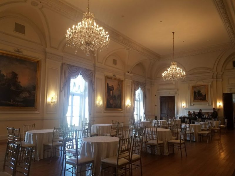 Oheka Castle Dining Room