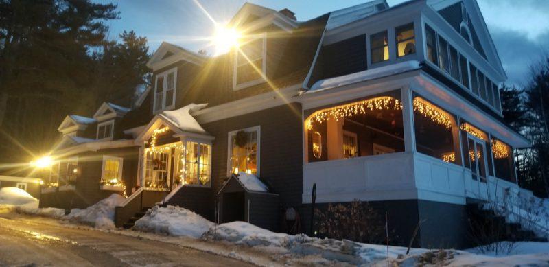The Snow Village Inn