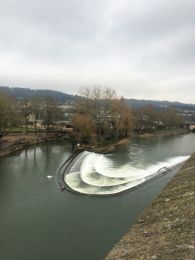 Pultney Weir on the River Avon
