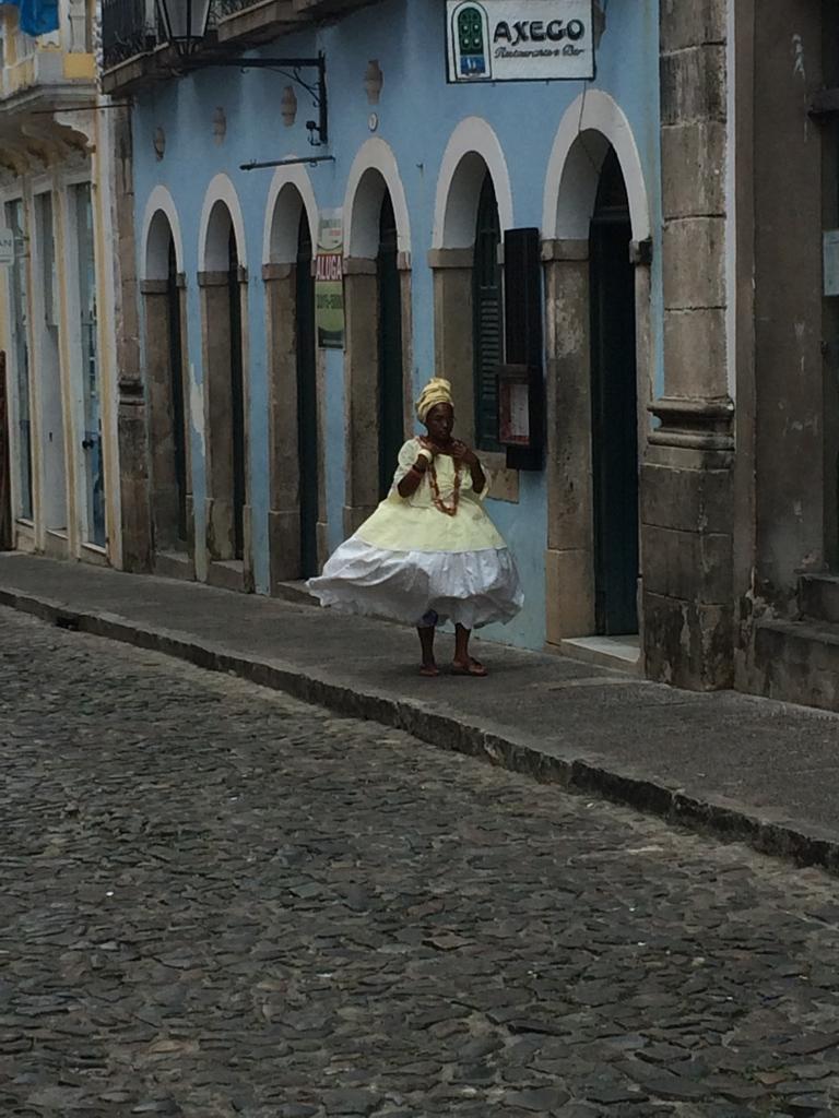 Downtown, Old Salvador